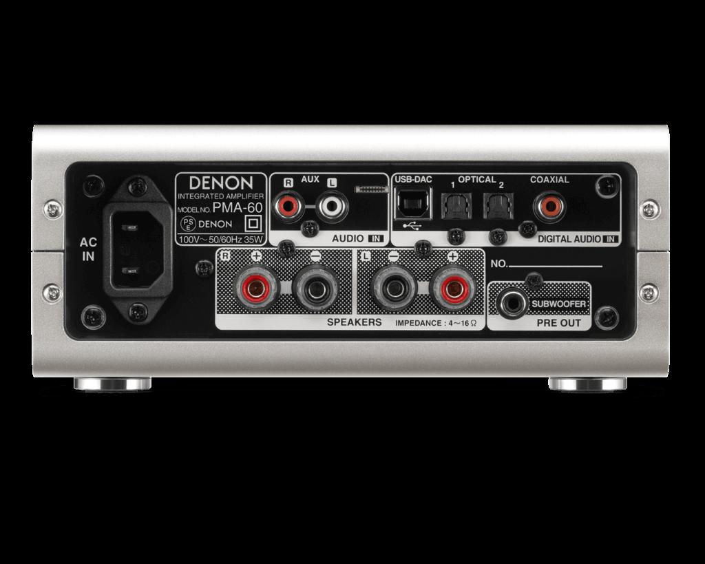 PMA60 USB-DAC