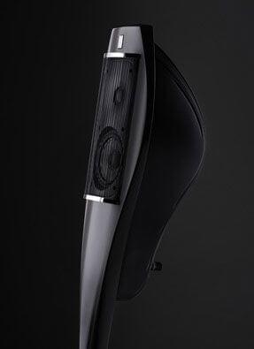 lignea photo1 compressor - 美しい芸術品!FRANCO SERBLINの新作スピーカーLIGNEA【50万円以上】