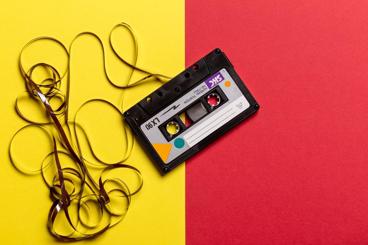 audio cassette cassette tape 1626481 - おすすめハイレゾプレーヤー(DAP)で楽しむポータブルオーディオ