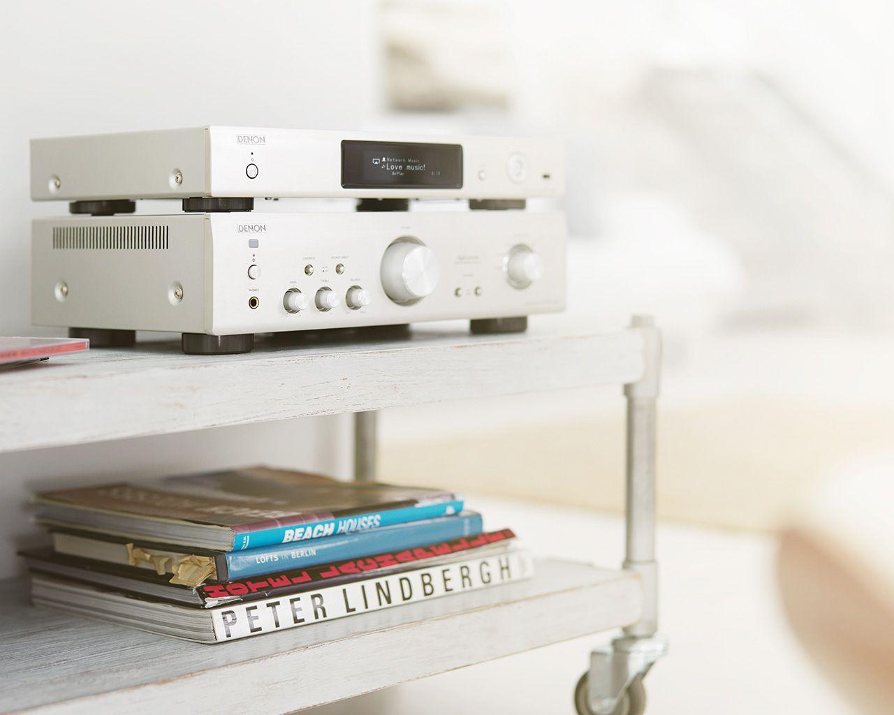 PMA 390RE - 【奇跡の名機】DENON PMA-390REが低価格でナンバーワンのアンプ【5万円以下】