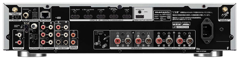 71erXDyegiL. SL1500  compressor - MARANTZ(マランツ) NR1200試聴レビュー HDMI搭載ステレオプリメインアンプ【10万円以下】