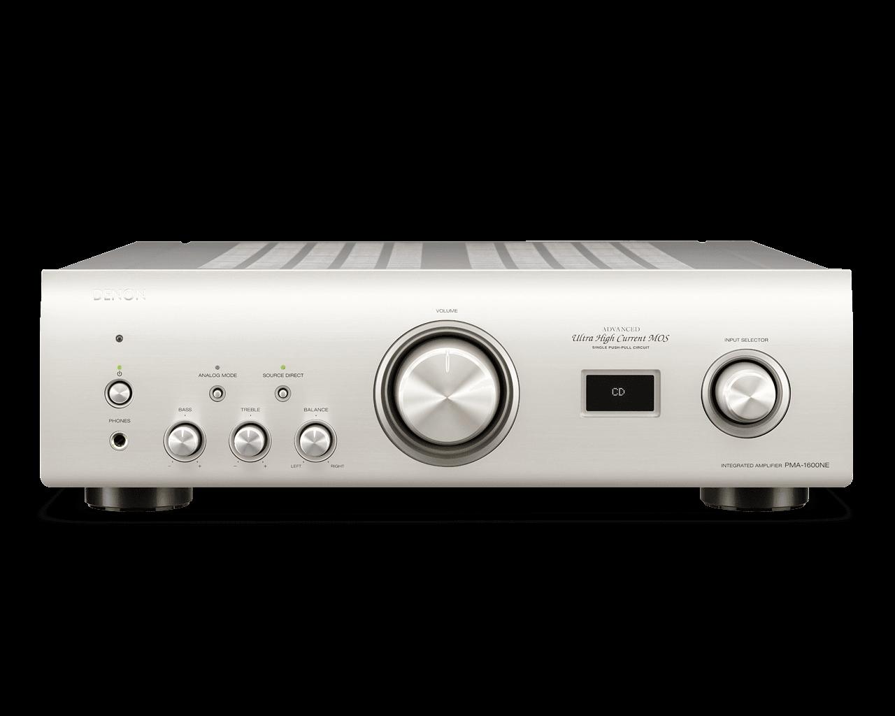 EL pma1600ne jp sp fr compressor - DENON PMA-1600NEレビュー NEシリーズの中堅プリメインアンプ【10万円台】