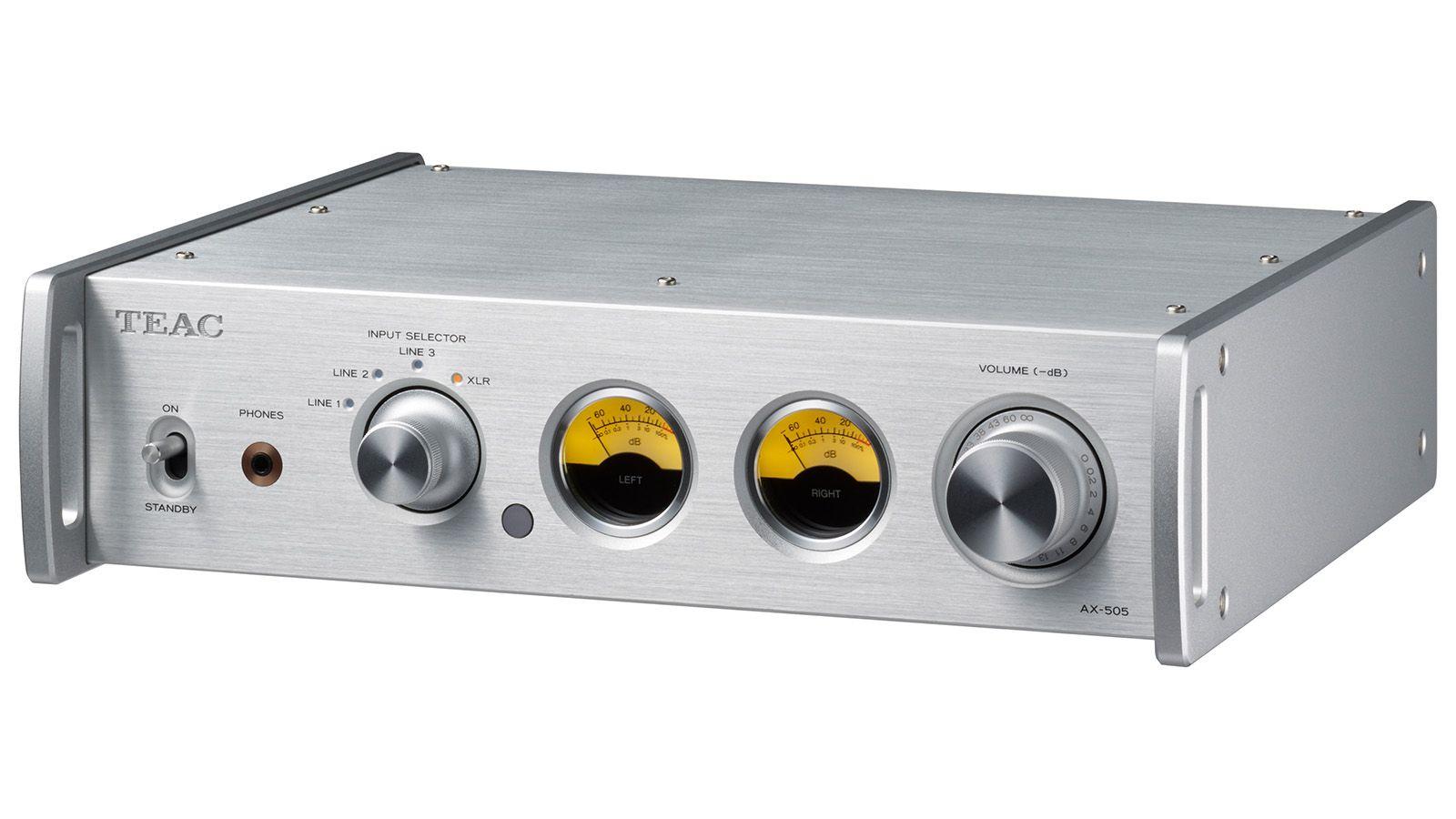TEAC AX 505 - TEAC(ティアック) AX-505はコスパの良いプリメインアンプ【10万円台】