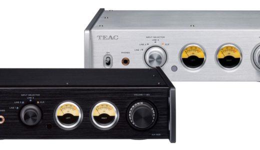 TEAC(ティアック) AX-505はコスパの良いプリメインアンプ【10万円台】