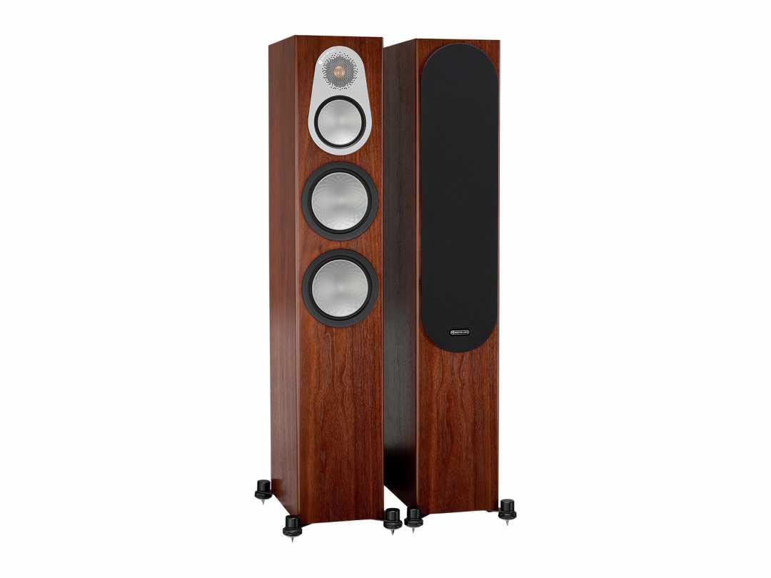 monitor audio silver 300 iso walnut pair 1gr 1 2 - MONITOR AUDIO(モニターオーディオ)スピーカーsilver300(シルバー300)のレビュー【30万円台】