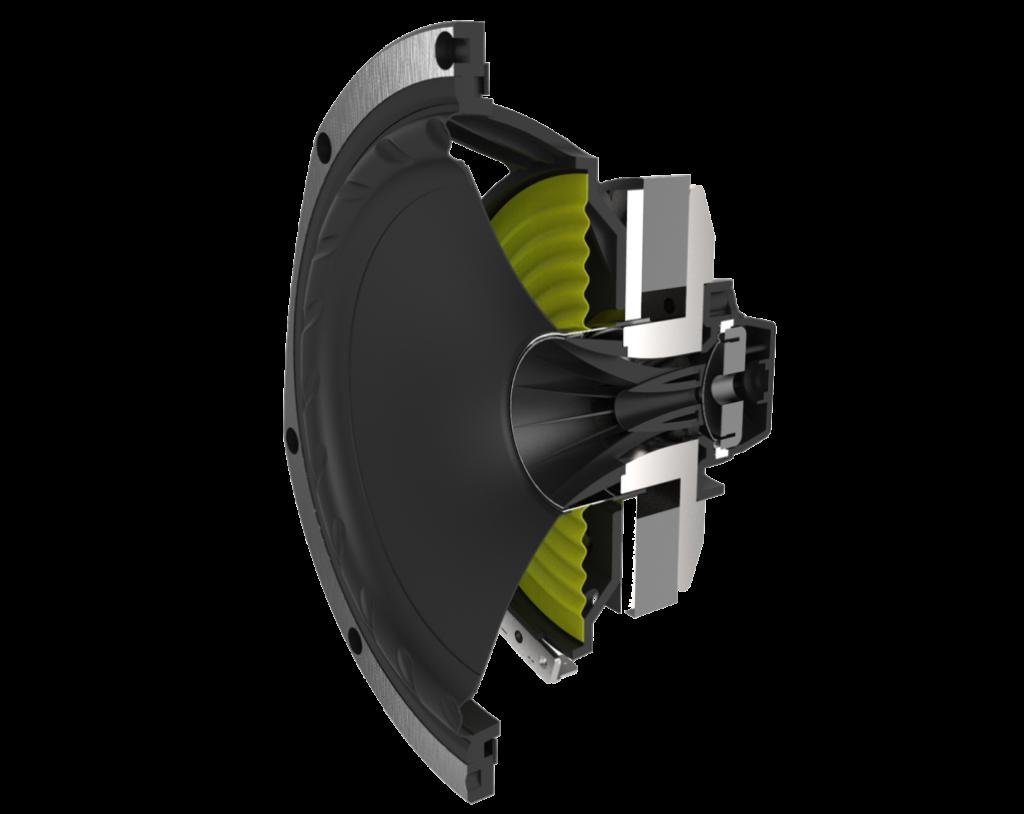 cutaway isoflare uai 1032x820 1 1024x814 - FYNE AUDIO(ファイン・オーディオ)スピーカーF500のレビュー【10万円台】