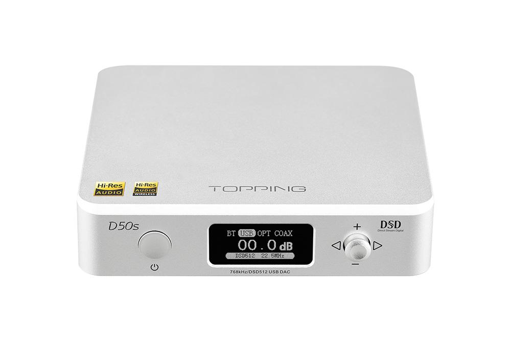 D50s - 【中華DAC】TOPPING D50s購入レビュー【5万円以下】