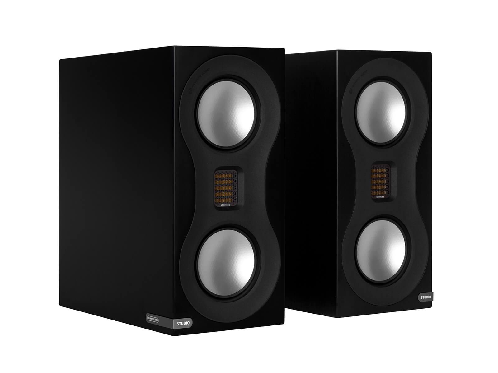 studio black pair - MONITOR AUDIO(モニターオーディオ)スピーカーStudioの試聴レビュー【10万円台】