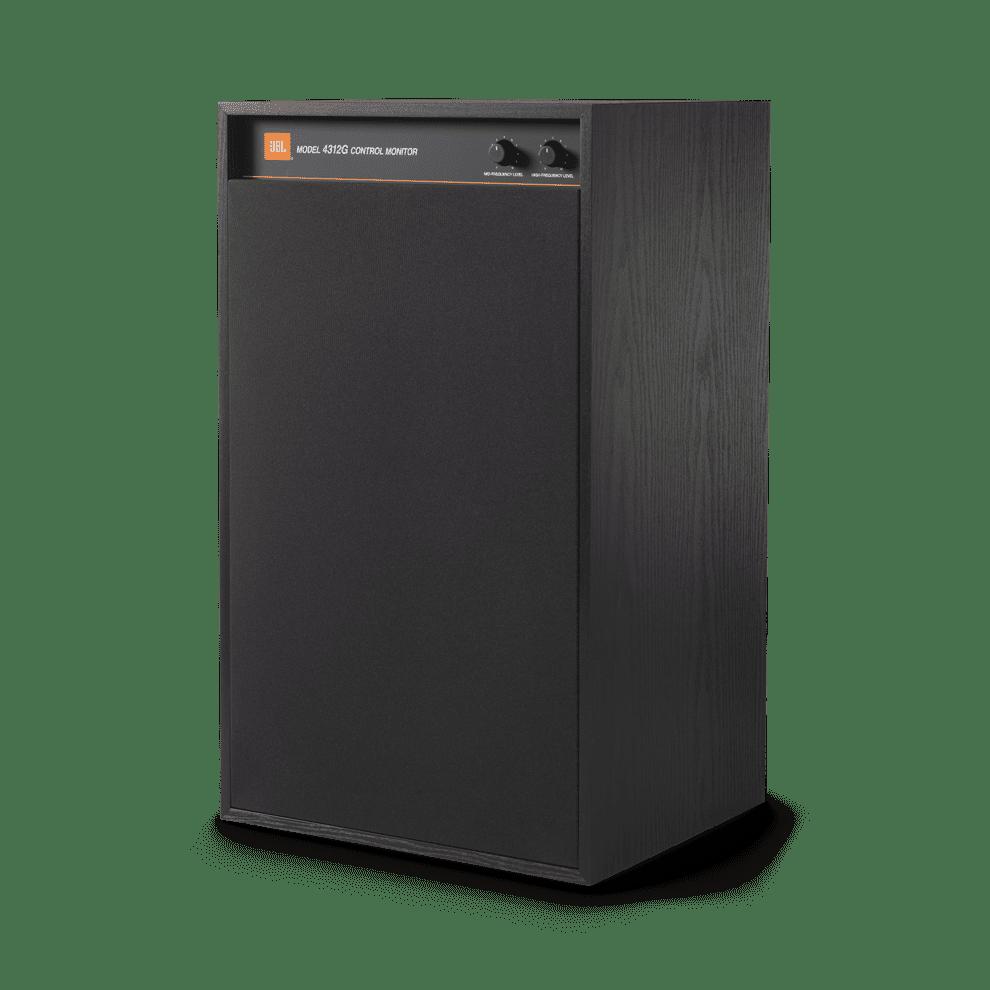 jbl 4312g 3 4 grill 1605x1605px optimized - JBLスピーカー 4312G試聴レビュー【20万円台】