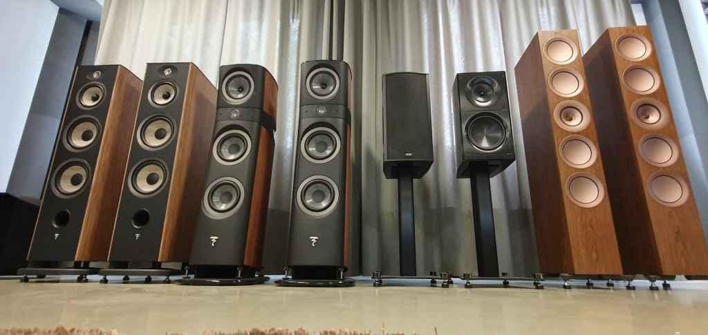 speakers - B&W(Bowers & Wilkins)トールボーイスピーカー702 signature試聴レビュー【70万円台】
