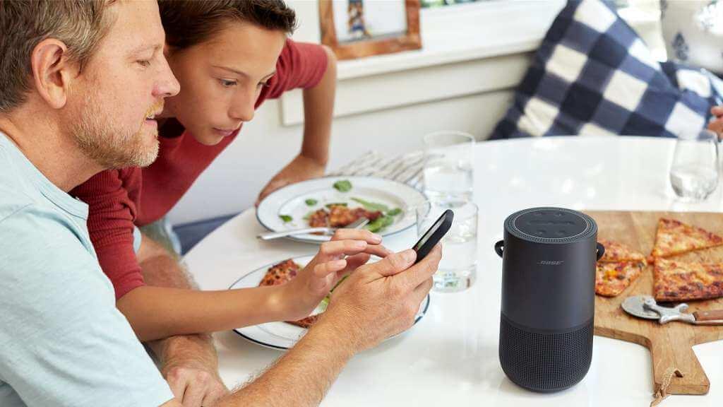 Bose Portable Home Speaker1 1 - BOSE(ボーズ)のbluetoothスピーカーの試聴レビュー【おすすめ/ワイヤレス/ポータブル】