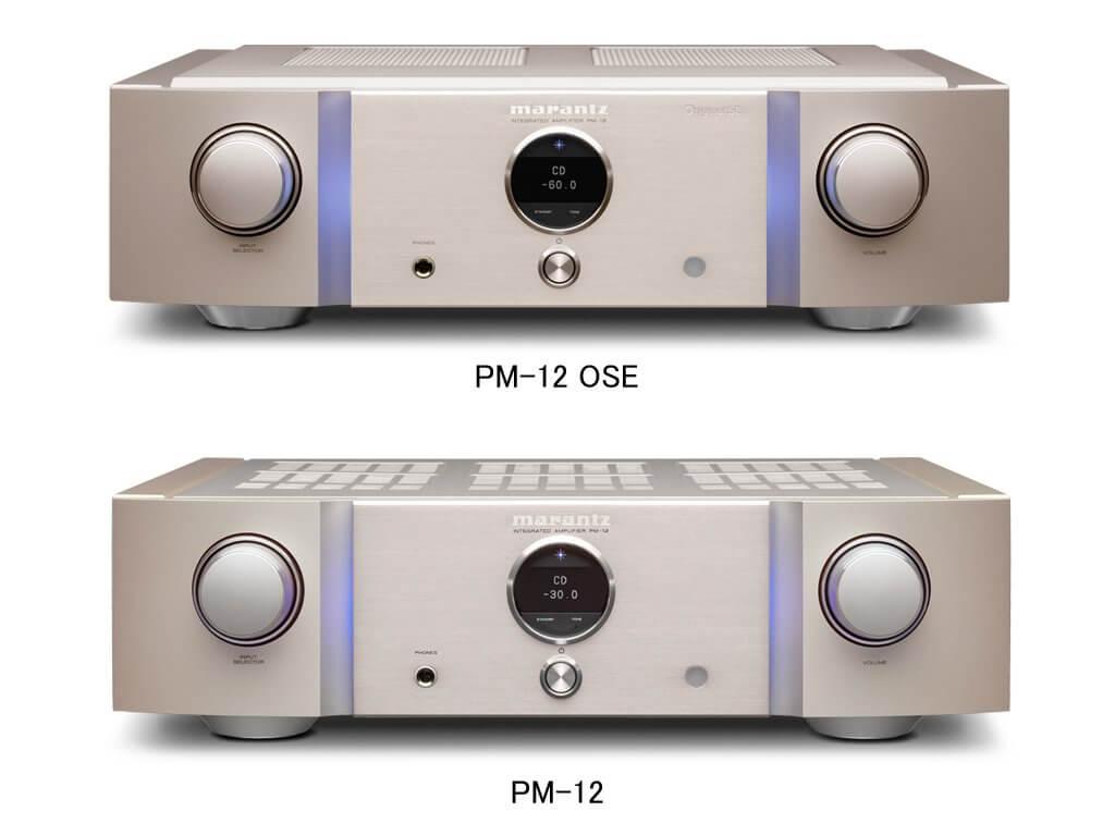 PM 12 OSE 2 - MARANTZ(マランツ)プリメインアンプ PM-12 OSE試聴レビュー【30万円台】