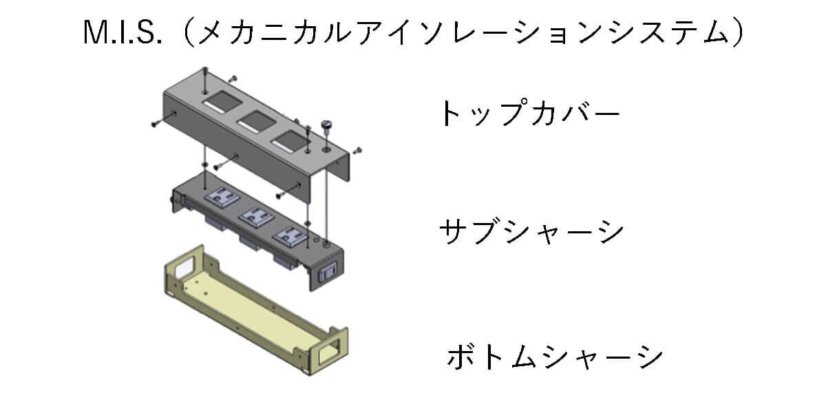 e89f3f3f3de8c44f14b35f8f5fa0efbd - 光城精工 (KOJO)オーディオ用電源タップCrystal3.1 Crystal6.1の音質レビュー